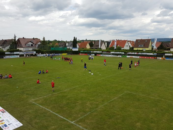 Seefeldt DirektMarketing Bundesliga Jugendcup am 3006 und 01072018 in NeresheimDorfmerkingen bei Aalen - Bild 13 - Datum: 29.06.2018 - Tags: Fußballtag, Seefeldt DirektMarketing, AKTION FUSSBALLTAG e.V.