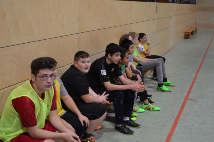 Fussballtag am 26102016 in Heidenheim - Bild 4 - Datum: 26.10.2016 - Tags: Fußballtag, AKTION FUSSBALLTAG e.V.