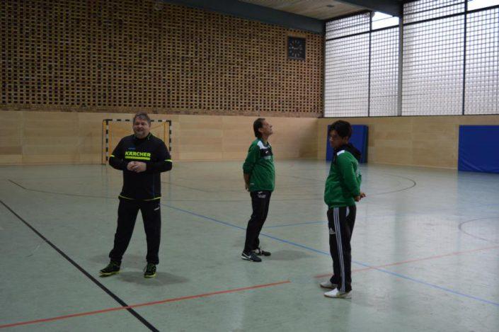 Fussballtag am 26102016 in Heidenheim - Bild 9 - Datum: 26.10.2016 - Tags: Fußballtag, AKTION FUSSBALLTAG e.V.