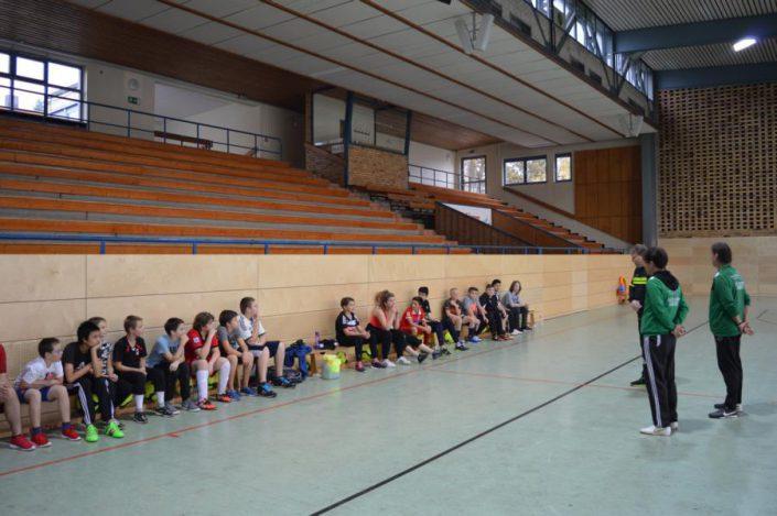 Fussballtag am 26102016 in Heidenheim - Bild 11 - Datum: 26.10.2016 - Tags: Fußballtag, AKTION FUSSBALLTAG e.V.