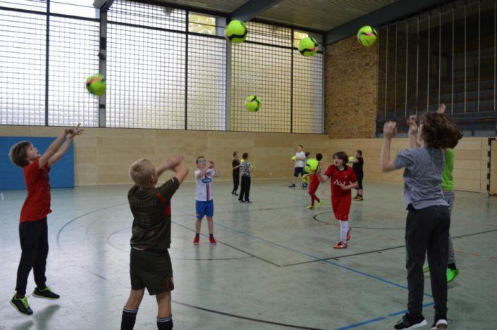 Fussballtag am 26102016 in Heidenheim - Bild 13 - Datum: 26.10.2016 - Tags: Fußballtag, AKTION FUSSBALLTAG e.V.