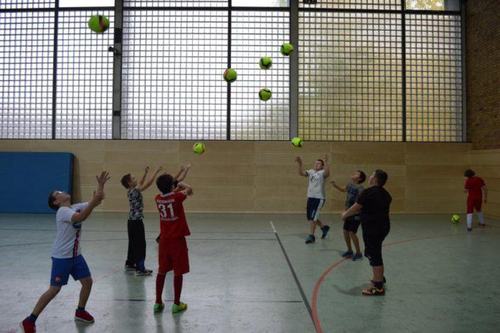 Fussballtag am 26102016 in Heidenheim - Bild 14 - Datum: 26.10.2016 - Tags: Fußballtag, AKTION FUSSBALLTAG e.V.