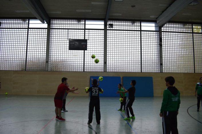 Fussballtag am 26102016 in Heidenheim - Bild 17 - Datum: 26.10.2016 - Tags: Fußballtag, AKTION FUSSBALLTAG e.V.