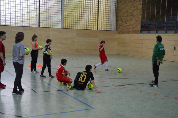 Fussballtag am 26102016 in Heidenheim - Bild 23 - Datum: 26.10.2016 - Tags: Fußballtag, AKTION FUSSBALLTAG e.V.