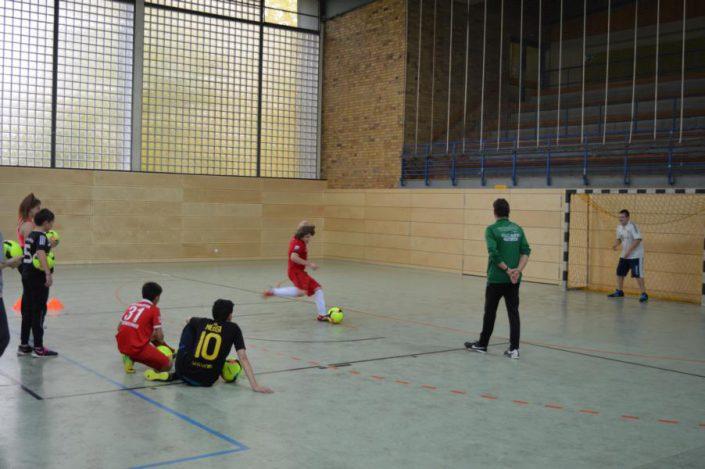 Fussballtag am 26102016 in Heidenheim - Bild 24 - Datum: 26.10.2016 - Tags: Fußballtag, AKTION FUSSBALLTAG e.V.