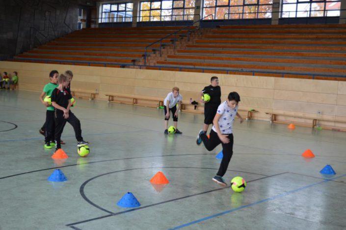 Fussballtag am 26102016 in Heidenheim - Bild 25 - Datum: 26.10.2016 - Tags: Fußballtag, AKTION FUSSBALLTAG e.V.