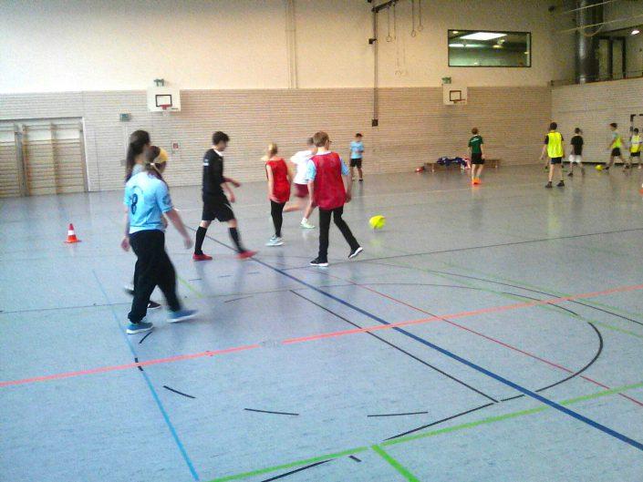 Fussballtag am 15122016 in Crailsheim - Bild 3 - Datum: 15.12.2016 - Tags: Fußballtag, AKTION FUSSBALLTAG e.V.