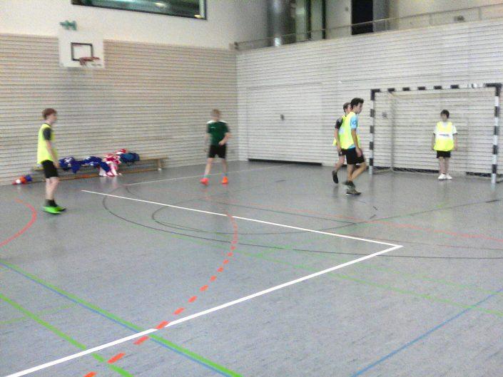 Fussballtag am 15122016 in Crailsheim - Bild 6 - Datum: 15.12.2016 - Tags: Fußballtag, AKTION FUSSBALLTAG e.V.