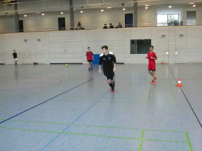 Fussballtag am 15122016 in Crailsheim - Bild 10 - Datum: 15.12.2016 - Tags: Fußballtag, AKTION FUSSBALLTAG e.V.