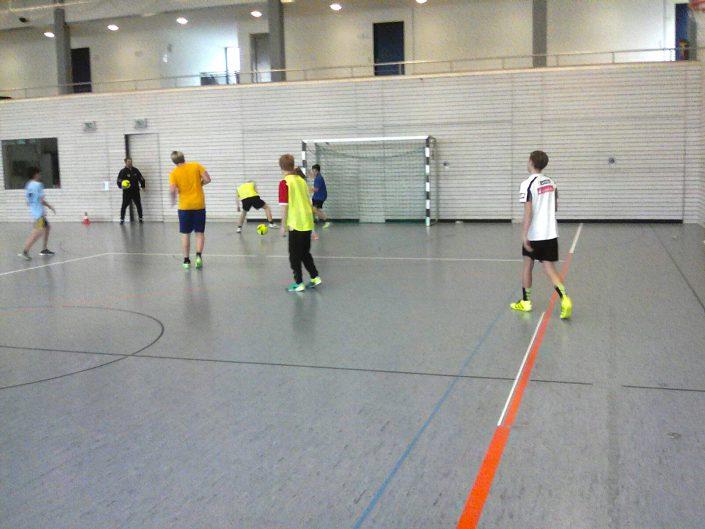 Fussballtag am 15122016 in Crailsheim - Bild 11 - Datum: 15.12.2016 - Tags: Fußballtag, AKTION FUSSBALLTAG e.V.