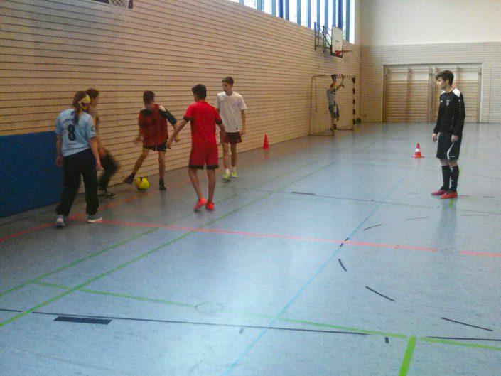 Fussballtag am 15122016 in Crailsheim - Bild 12 - Datum: 15.12.2016 - Tags: Fußballtag, AKTION FUSSBALLTAG e.V.