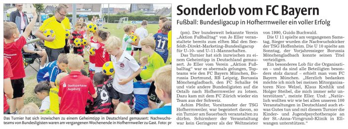 Seefeldt DirektMarketing Bundesliga Jugendcup am 3006 und 01072018 in NeresheimDorfmerkingen bei Aalen - Bild 3 - Datum: 29.06.2018 - Tags: Fußballtag, Seefeldt DirektMarketing, AKTION FUSSBALLTAG e.V.