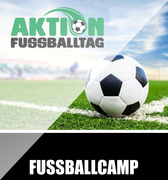 fu ballcamps aktion fussballtag e v. Black Bedroom Furniture Sets. Home Design Ideas