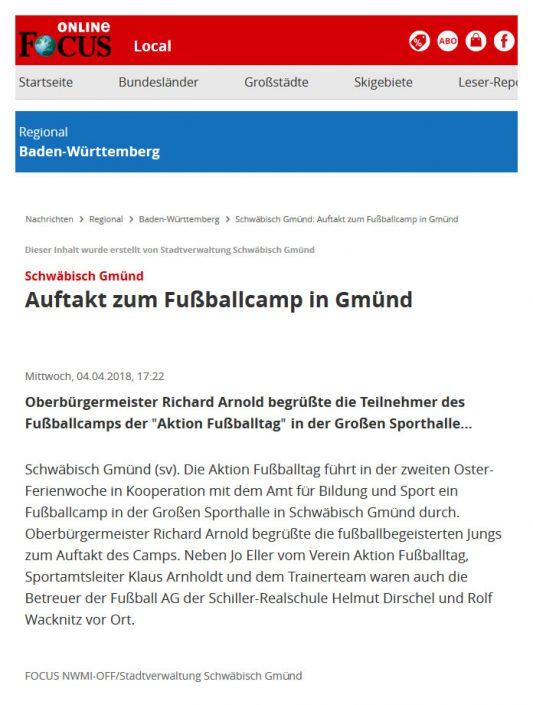 Startseite - Bild 7 - Datum: 03.03.2015 - Tags: AKTION FUSSBALLTAG e.V.