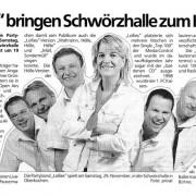 Aalener Nachrichten 27. November 2008