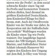 Aalener Nachrichten vom 16.11.2011