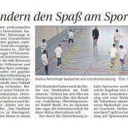 Hohenloher Tagblatt vom 10.01.2012