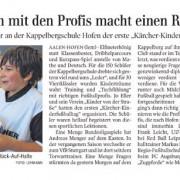 Aalener Nachrichten vom 18.12.2012