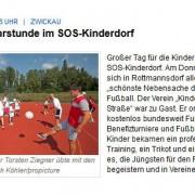 Radio Dresden vom 22.08.2013