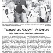 Schorndorf Aktuell vom 12.09.2013