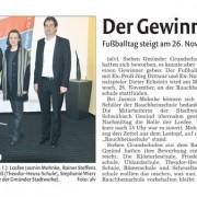 Rems-Zeitung vom 12.11.2014