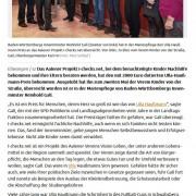 schwäbische.de vom 27.11.2014