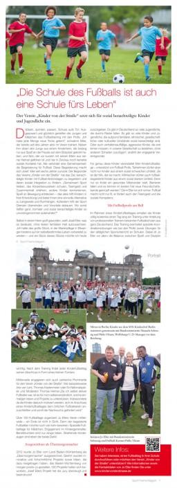 Jo Ellers Arbeit als sportlicher Leiter bei Kinder von der Strasse eV - Bild 35 - Datum: 04.11.2015 - Tags: AKTION FUSSBALLTAG e.V.
