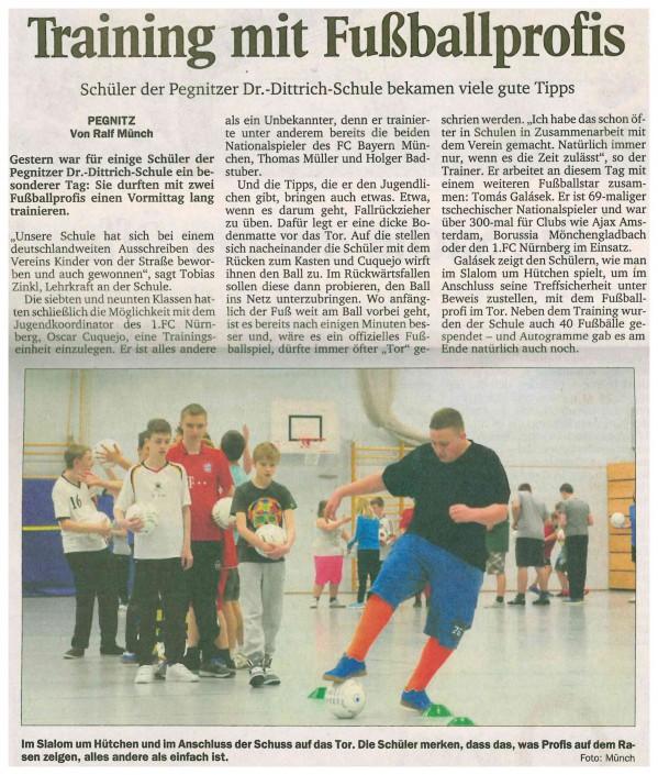 Jo Ellers Arbeit als sportlicher Leiter bei Kinder von der Strasse eV - Bild 30 - Datum: 04.11.2015 - Tags: AKTION FUSSBALLTAG e.V.