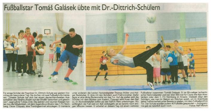 Jo Ellers Arbeit als sportlicher Leiter bei Kinder von der Strasse eV - Bild 29 - Datum: 04.11.2015 - Tags: AKTION FUSSBALLTAG e.V.